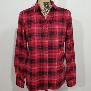 Woolrich tartan plaid flannel